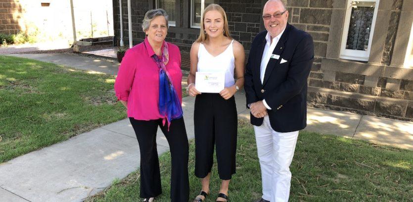 Abbeyfield Mortlake Brumley Scholarship
