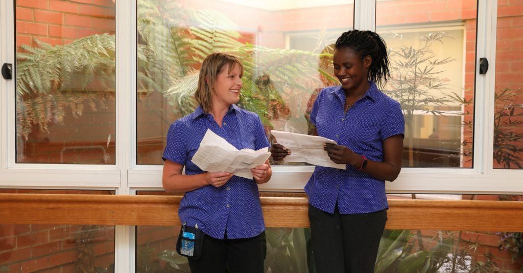 Aberlea Mortlake Personal Care Workers